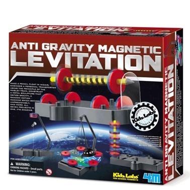 4M 4M Magic Manyetik Lavitasyon Renkli